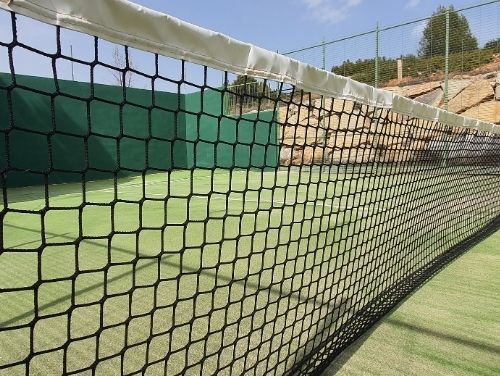 Pistas de tenis y pádel