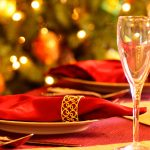 Menú de Navidad en el restaurante de Masía el Molinete