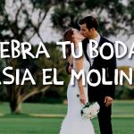 Por qué celebrar tu boda en la Masía el Molinete