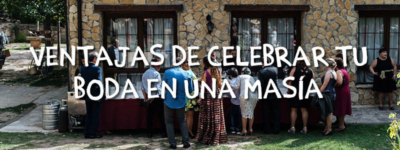 Las mejores masias para bodas en Teruel