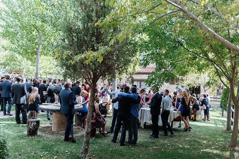 boda entorno rural