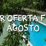 Oferta fin de agosto en Masía el Molinete