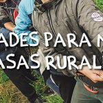 Casas rurales con actividades para niños