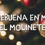 Oferta Nochebuena en Masía el Molinete