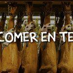 ¿Qué comer en Teruel?