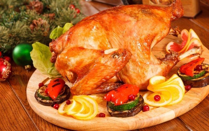 Comida típica de Teruel para Navidad
