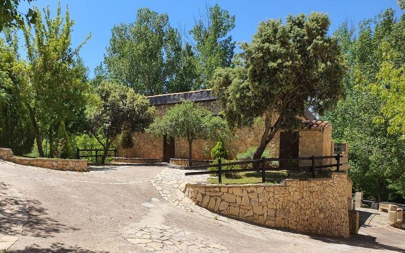 Casas rurales en pueblos de Teruel