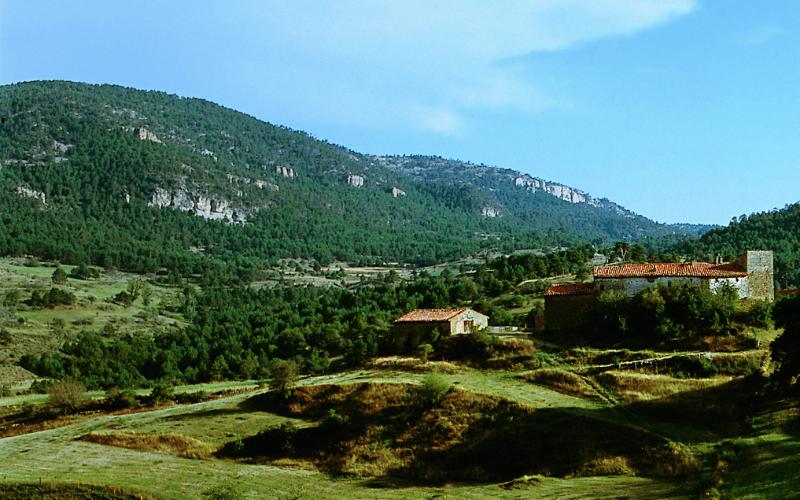 rincones en Mora de Rubielos